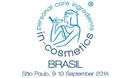 in cos Brasil 14 show logo